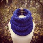 Oversized Chunky Cowl Snoo..